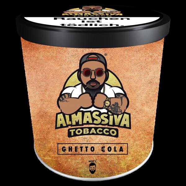 ALMASSIVA Tobacco 200g - Ghetto Cola