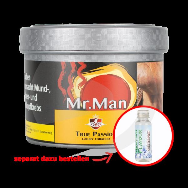 True Passion Tobacco 200g - Mr. Man