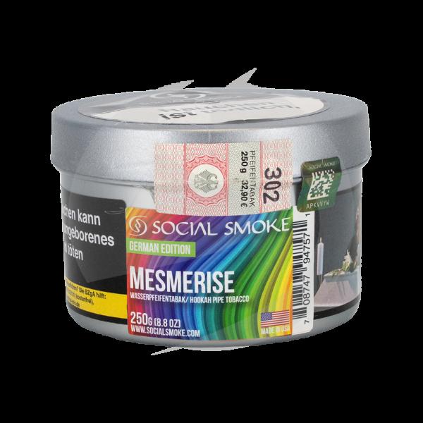 Social Smoke 250g - Mesmerise