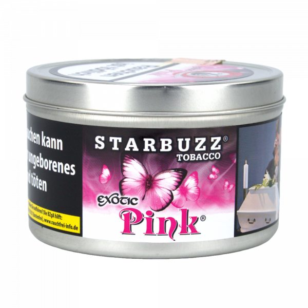 Starbuzz Tabak 200g - Pink