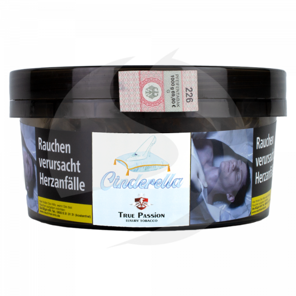 True Passion Tobacco 1kg - Cinderella