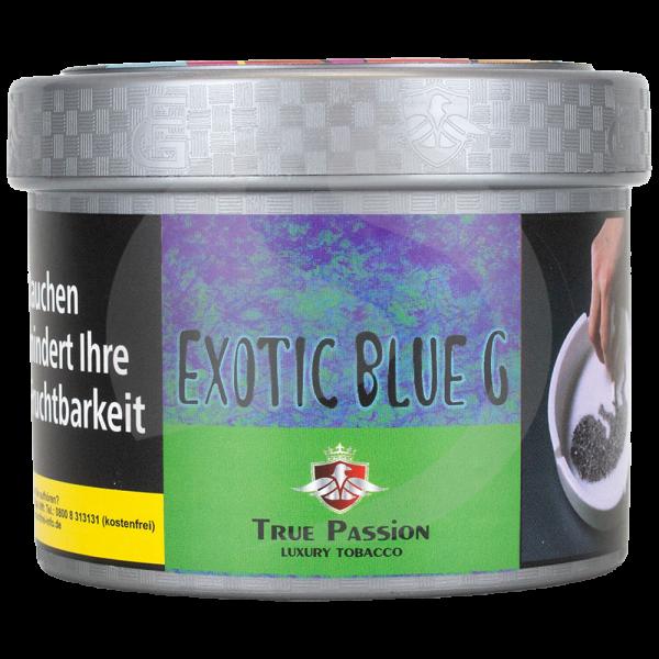 True Passion Tobacco 200g - Exotic Blue G