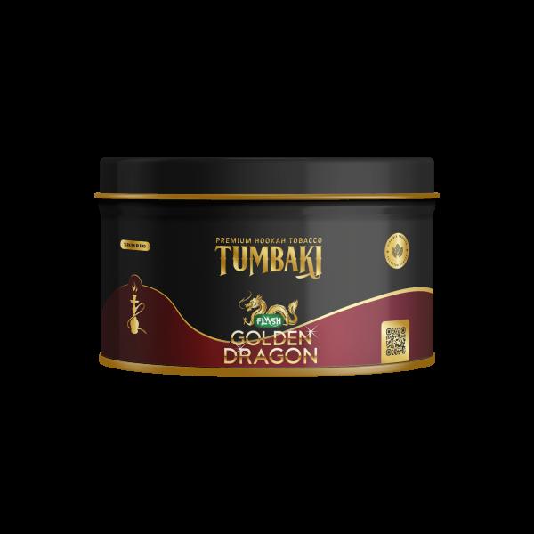 Tumbaki Tobacco 200g - Golden Dragon Flash