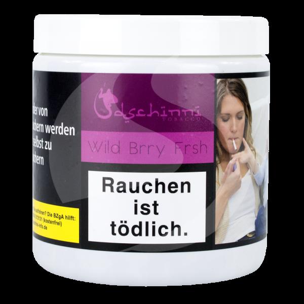 Dschinni Tobacco 200g - Wild Brry Frsh