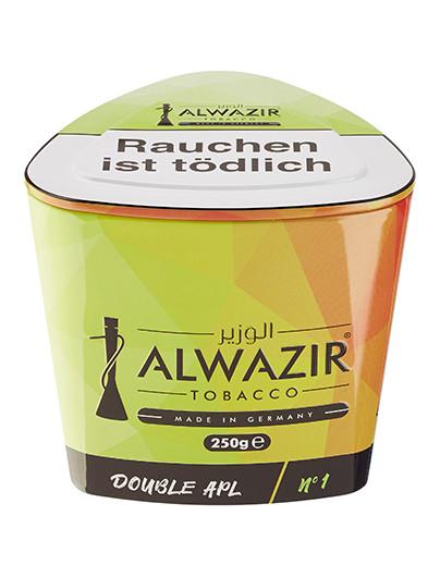 Al Wazir Tobacco 250g - No. 01 Double Apl