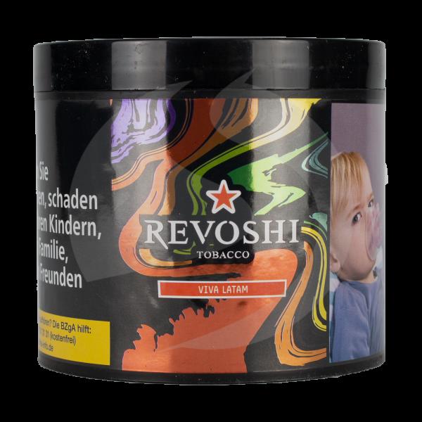 Revoshi Tobacco 200g - Viva Latam