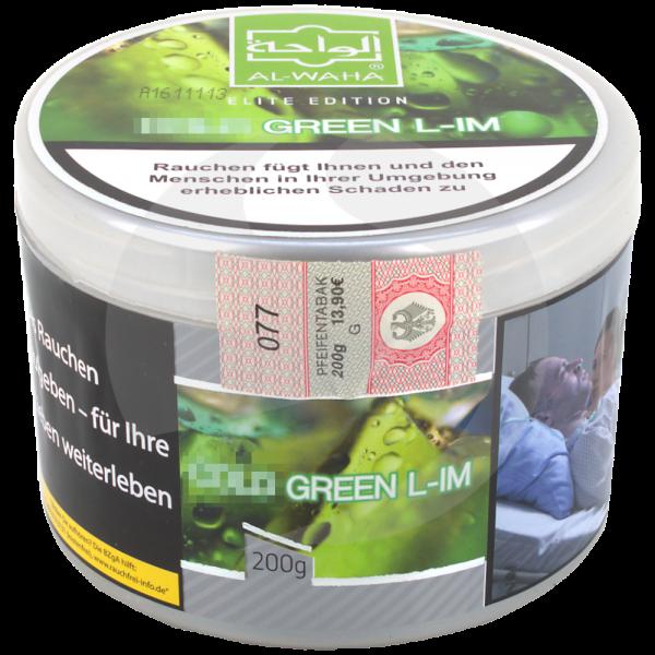 Al Waha 200g Dose - Col Green Lim