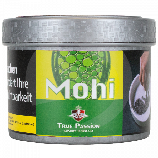 True Passion Tobacco 200g - MoHi