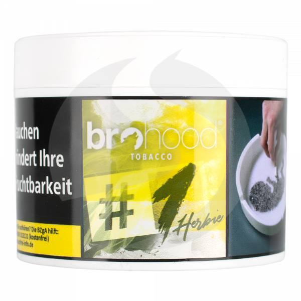 Brohood Tobacco 200g - # 1 Herbie