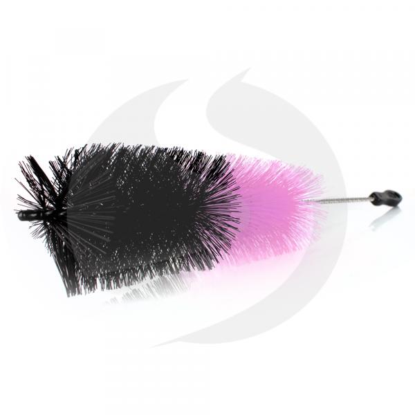 AO Bowlbürste Black-Pink