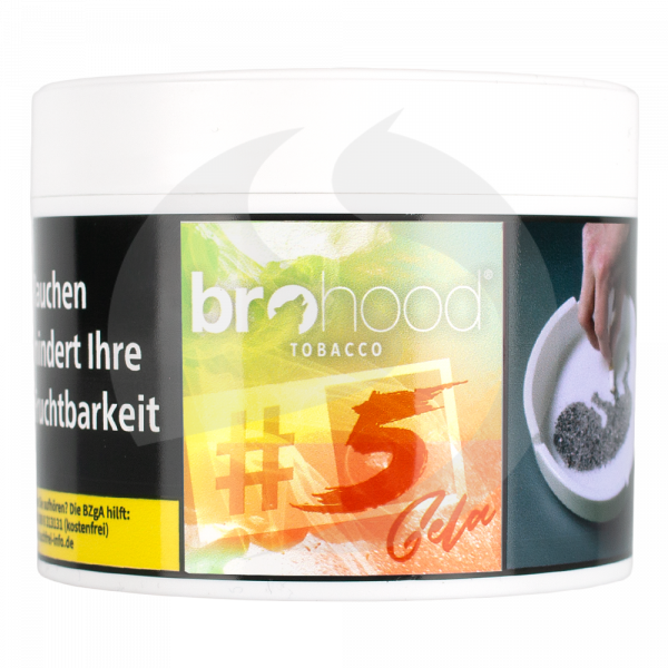 Brohood Tobacco 200g - # 5 Gela