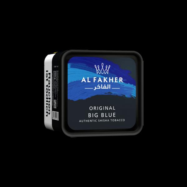 Al Fakher Tobacco 200g - Big Blue