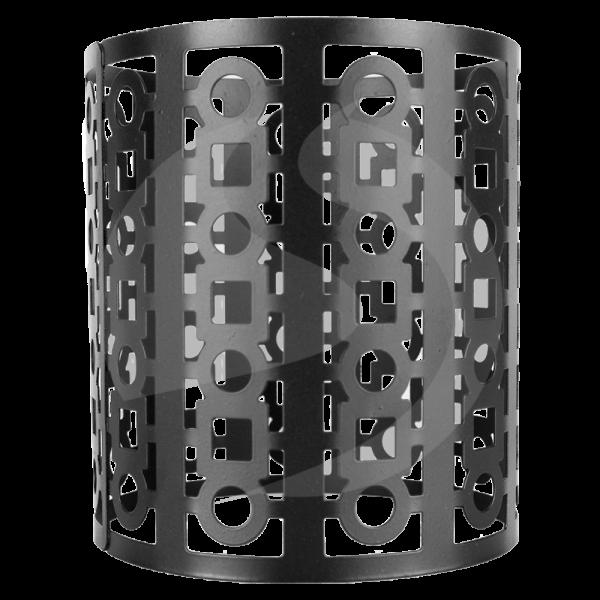 Cyborg Hookah Windschutz Gitter - Black