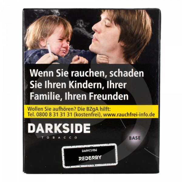 Darkside Tobacco Base 200g - Redbrry