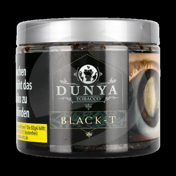 Dunya Tobacco 200g - Black-T