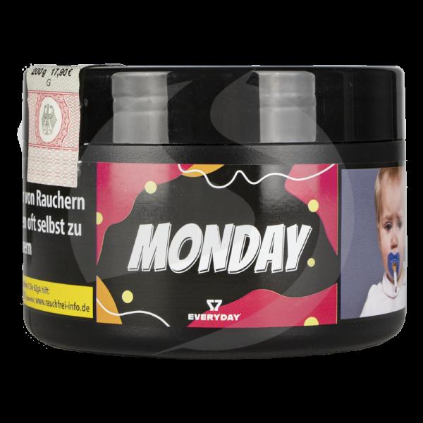 EVERYDAY Tobacco 200g - Monday