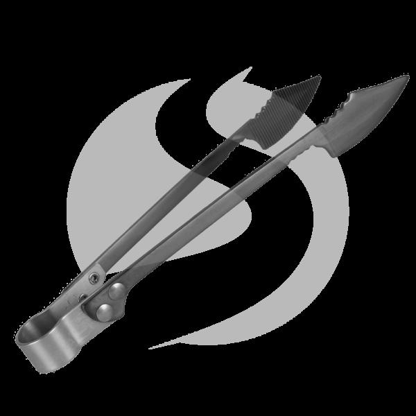 AO Coitelo Kohlezange Edelstahl - Gun Metal