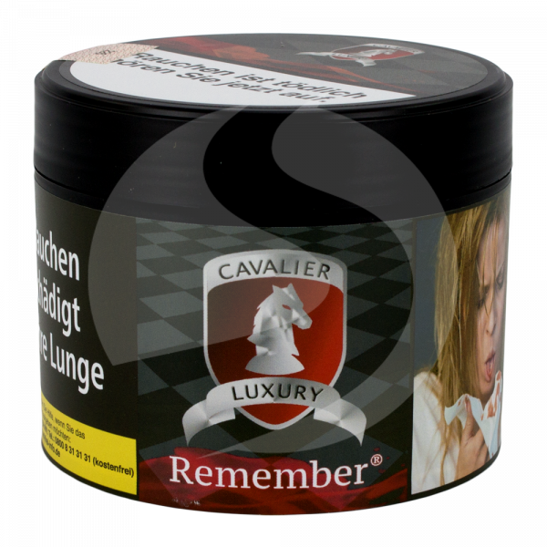 Cavalier Tobacco 200g - Remember
