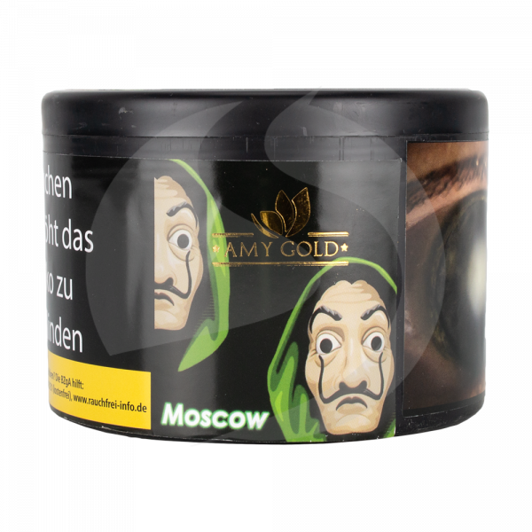 Amy Gold Tobacco 200g - Moscow