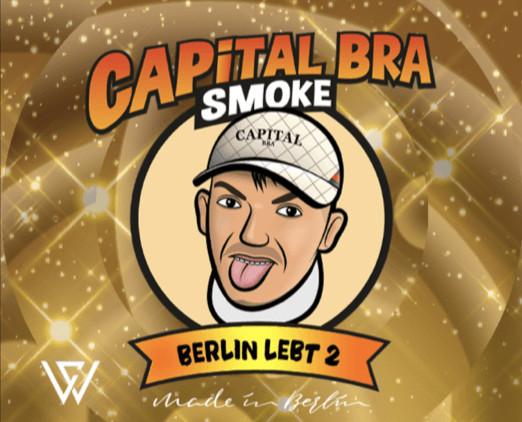 Capital Bra Smoke 200g - Berlin Lebt 2