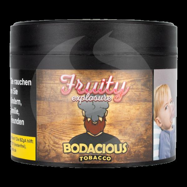 Bodacious Tobacco 200g - Fruity Explosure