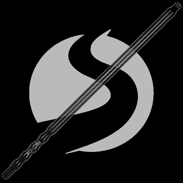 FlyCol Carbonmundstück - Schwarz