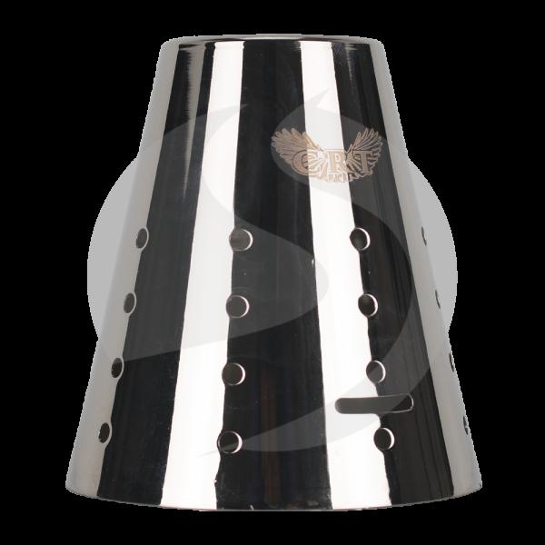 CRT Windschutz V2A - Zylinder
