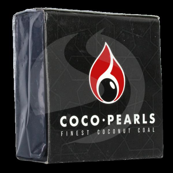 Coco Pearls Kokosnuss Naturkohle Probierpackung