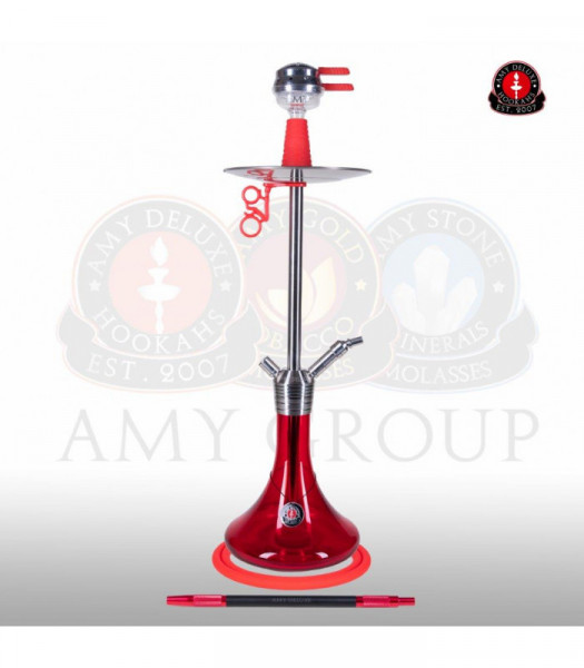 Amy Deluxe Stick Steel SS09 - Red