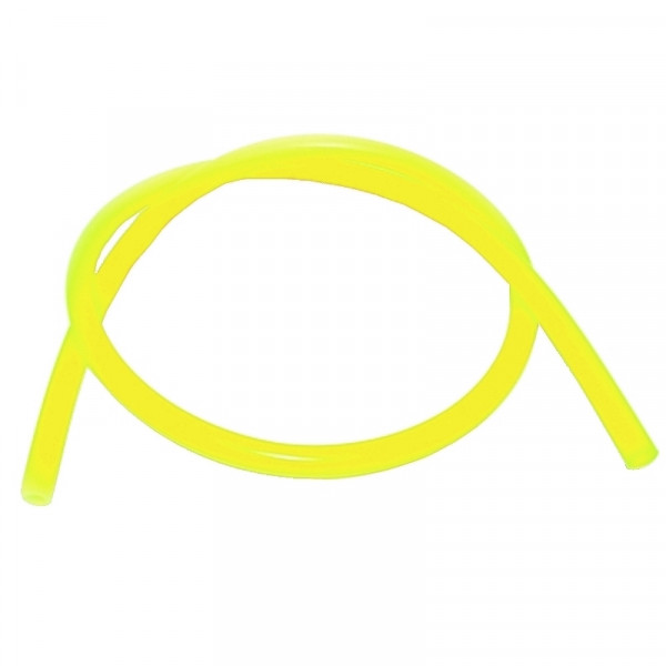 Silikonschlauch Matt - Neon Gelb