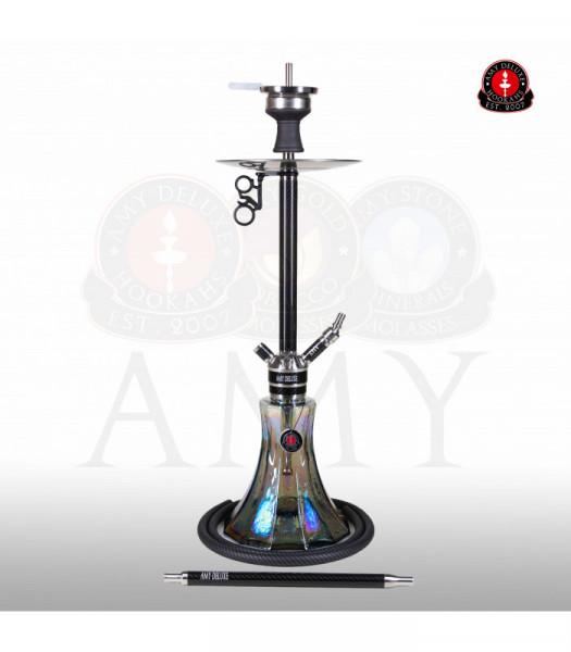 Amy Deluxe SS22.01R - Schwarz/Schwarz