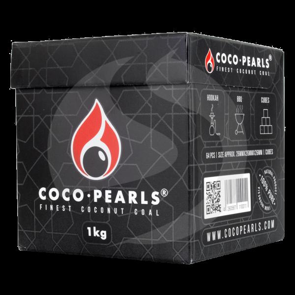 Coco Pearls Kokosnuss Naturkohle 1kg