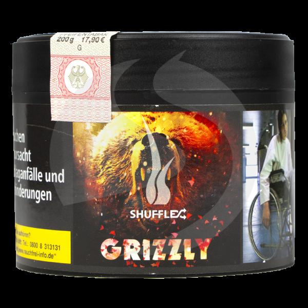 Smokeys Tobacco 200g - Grizzly