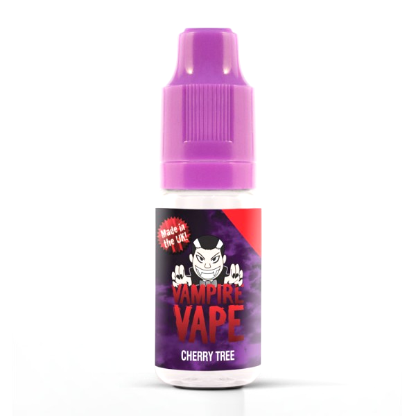 Vampire Vape E-Liquid 10ml 0mg - Cherry Tree