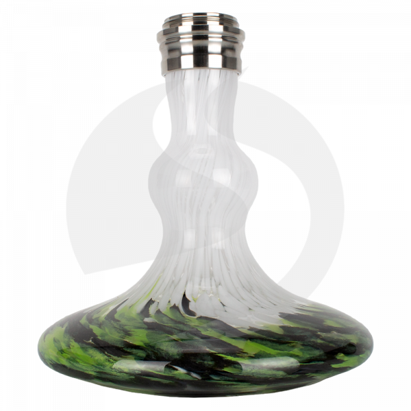 Ersatzglas Octopuz Nautiluz - White/Black/Green