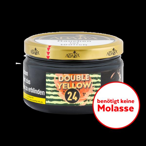 Adalya Tabak 200g Dose - Double Yellow (24)