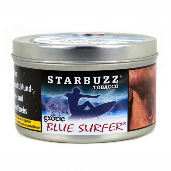 Starbuzz Tabak 200g - Blue Surfer