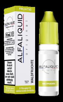 Alfaliquid 10ml 0mg Classic - Fruits Rouges
