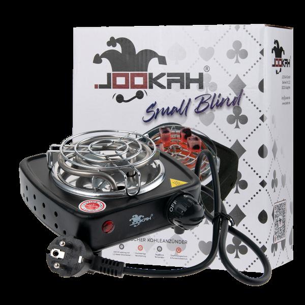 Jookah Elektrische Kohleanzünder Small Blind mit Schutzgitter 500W