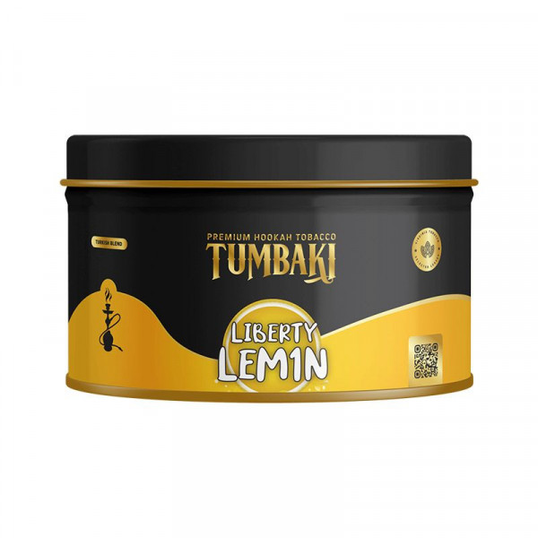 Tumbaki Tobacco 200g - Liberty Lem2n Flash