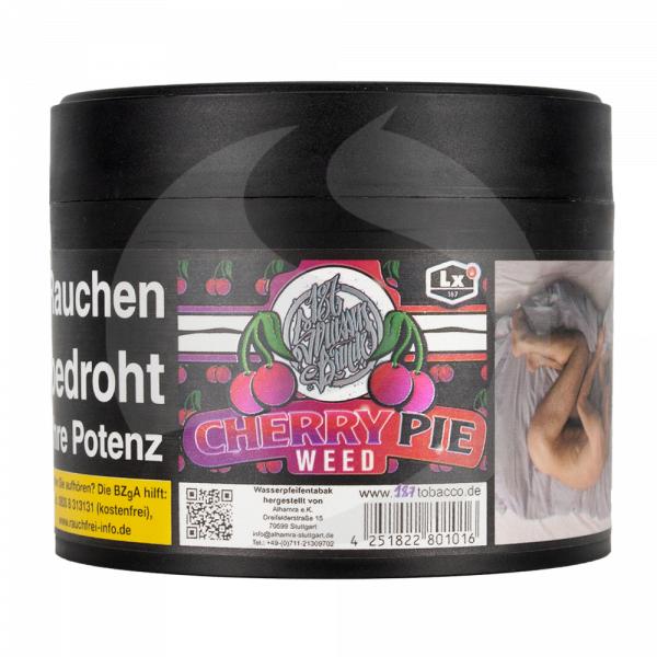187 Tobacco 200g - #047 Chrry Pi Weed