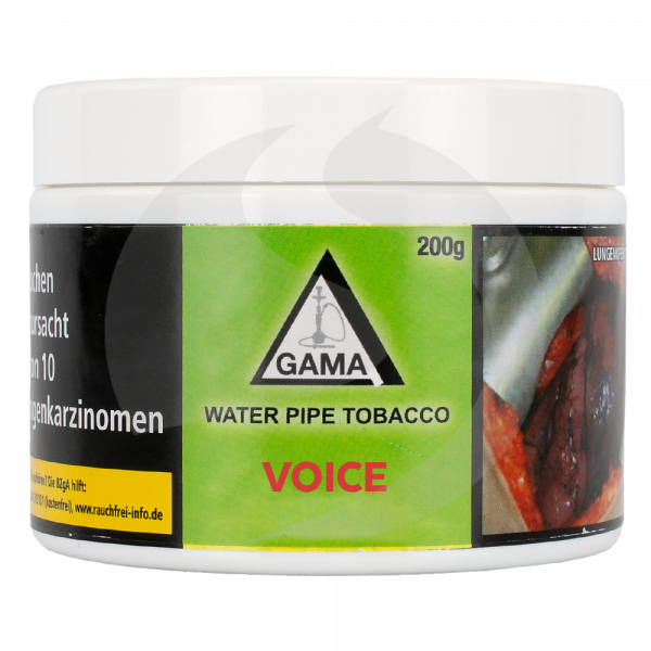 Gama Tobacco 200g - Voice