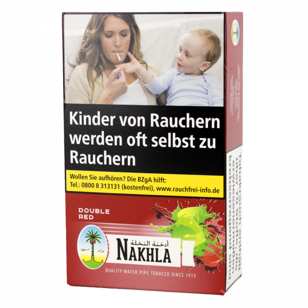 Nakhla Tobacco 200g - Double Red