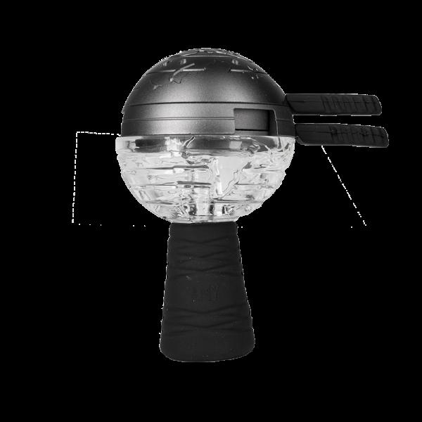 AMY GlaSi Globe Set - Black