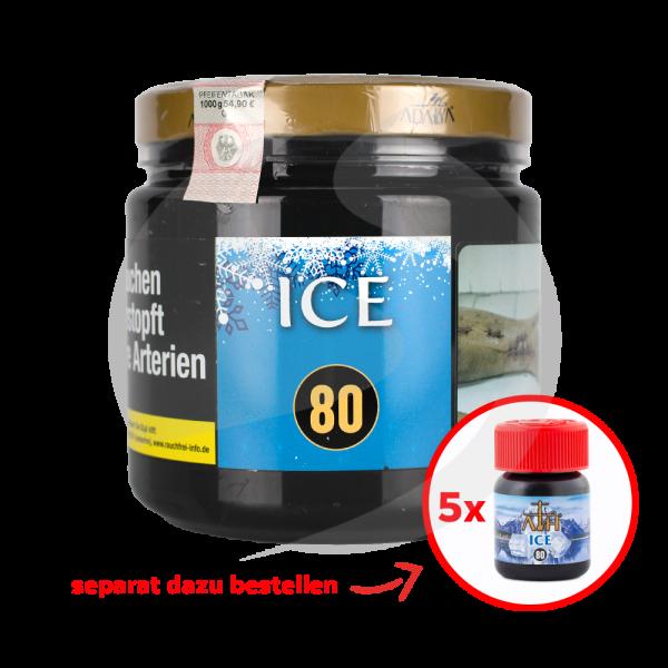 Adalya Tabak 1kg Dose - Ice (80)