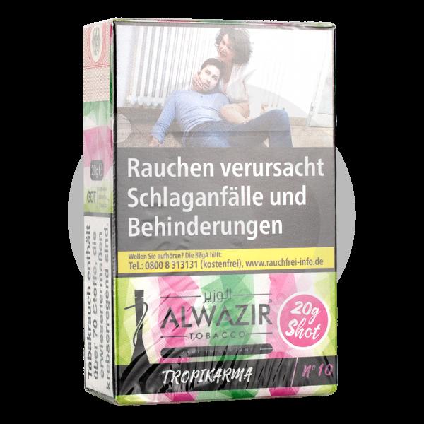 Al Wazir Tobacco 20g - No. 10 Tropikarma
