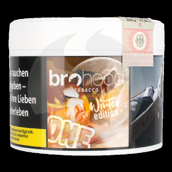 Brohood Tobacco 200g Winter Edition - One