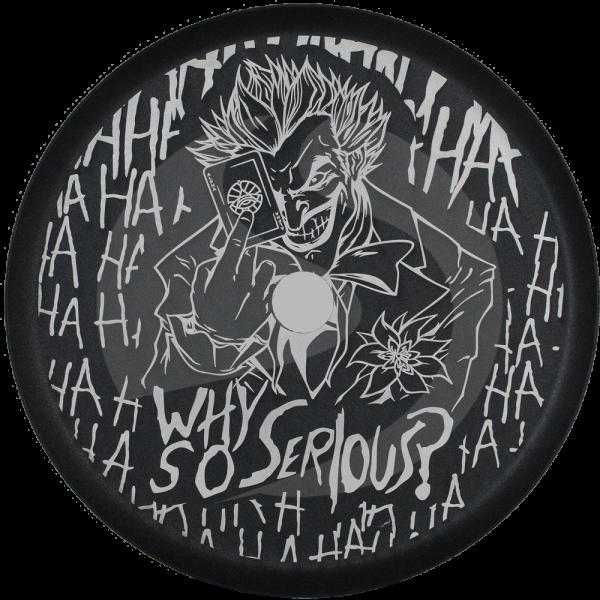 ALPHA Hookah Designed Kohleteller - Joker
