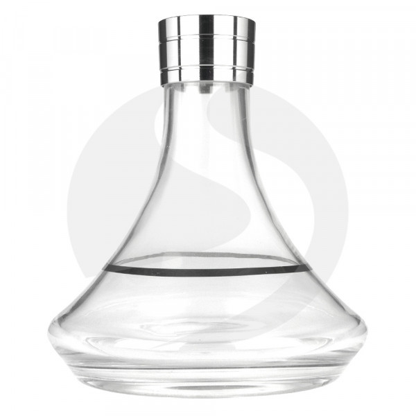 Aladin MVP360 Ersatzglas - Clear with Silver Ring