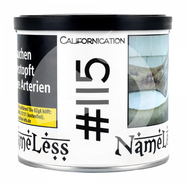 NameLess Tobacco Special Edition 200g - #115 Californication